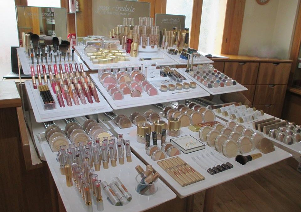 Jane Iredale Beauty Make-up artist Thurles